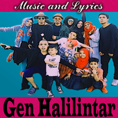 Gen Halilintar New Song All Ages Lyrics icon
