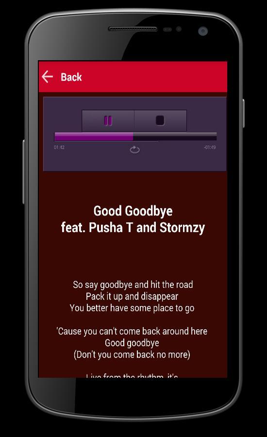 Linkin Park lyrics for Android - APK Download