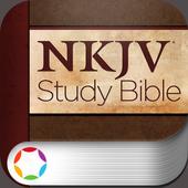 NKJV Bible Study icon