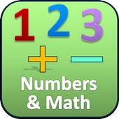 Preschool kids : Number & Math icon