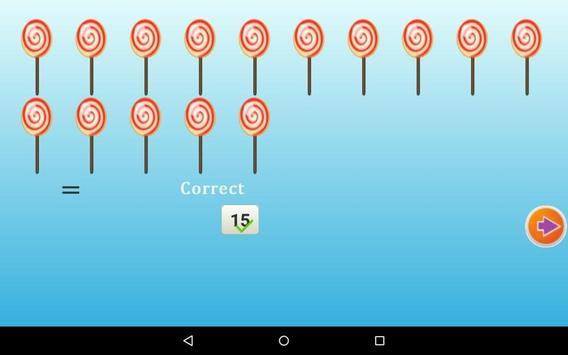 Preschool kids : Number & Math apk screenshot