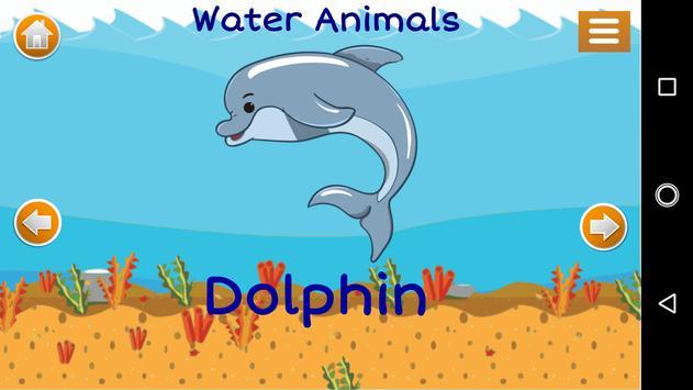 Learn Animals for Kids screenshot 2
