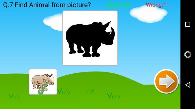 Learn Animals for Kids screenshot 4