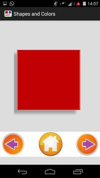 Shapes and Colors apk screenshot