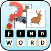 Kids Puzzle : Find Word icon
