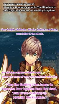 Destiny Knight Romance apk screenshot