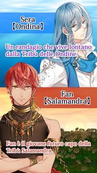 My Elemental Prince (Italiano) apk screenshot