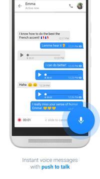 Genie SMS apk screenshot