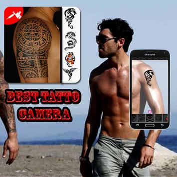 Tattoo camera - tatouage poster