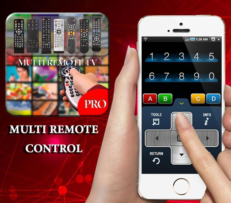 Multi Tv remote control for Android - APK Download