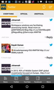 MIPIM 2015 screenshot 2