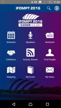 IFOMPT 2016 poster