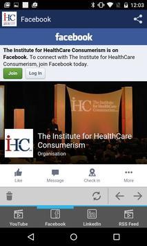 The IHC apk screenshot