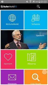 NetSuite SuiteWorld 2016 apk screenshot