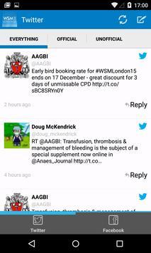 AAGBI WSM London 2015 screenshot 3
