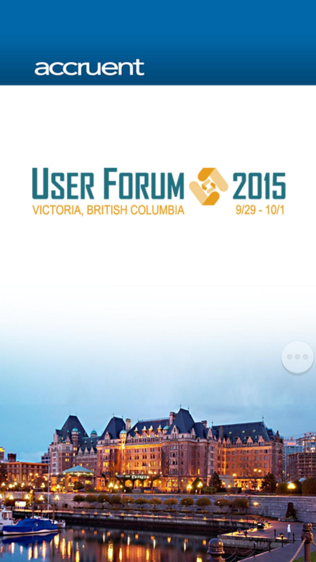 User Forum poster
