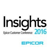 Epicor Insights 2016 icon