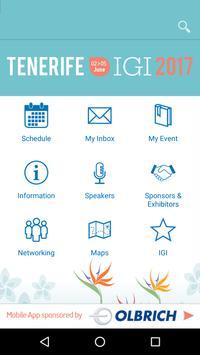 IGI Annual Congress 2017 poster