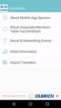 IGI Annual Congress 2017 apk screenshot