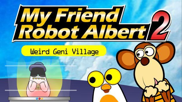 Albert Story2 (English) apk screenshot