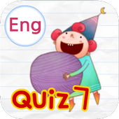 Speed Quiz 7 (English) icon