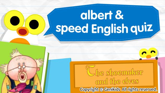 Speed Quiz 7 (English) poster