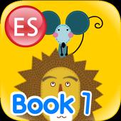English Book 1 (Spain) icon