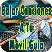 Bajar Canciones A Mi Celular Guia Facil y Gratis icon