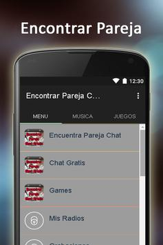 Encontrar Pareja Chat Gratis screenshot 3
