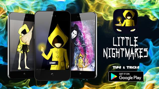 Guide for little nightmares poster