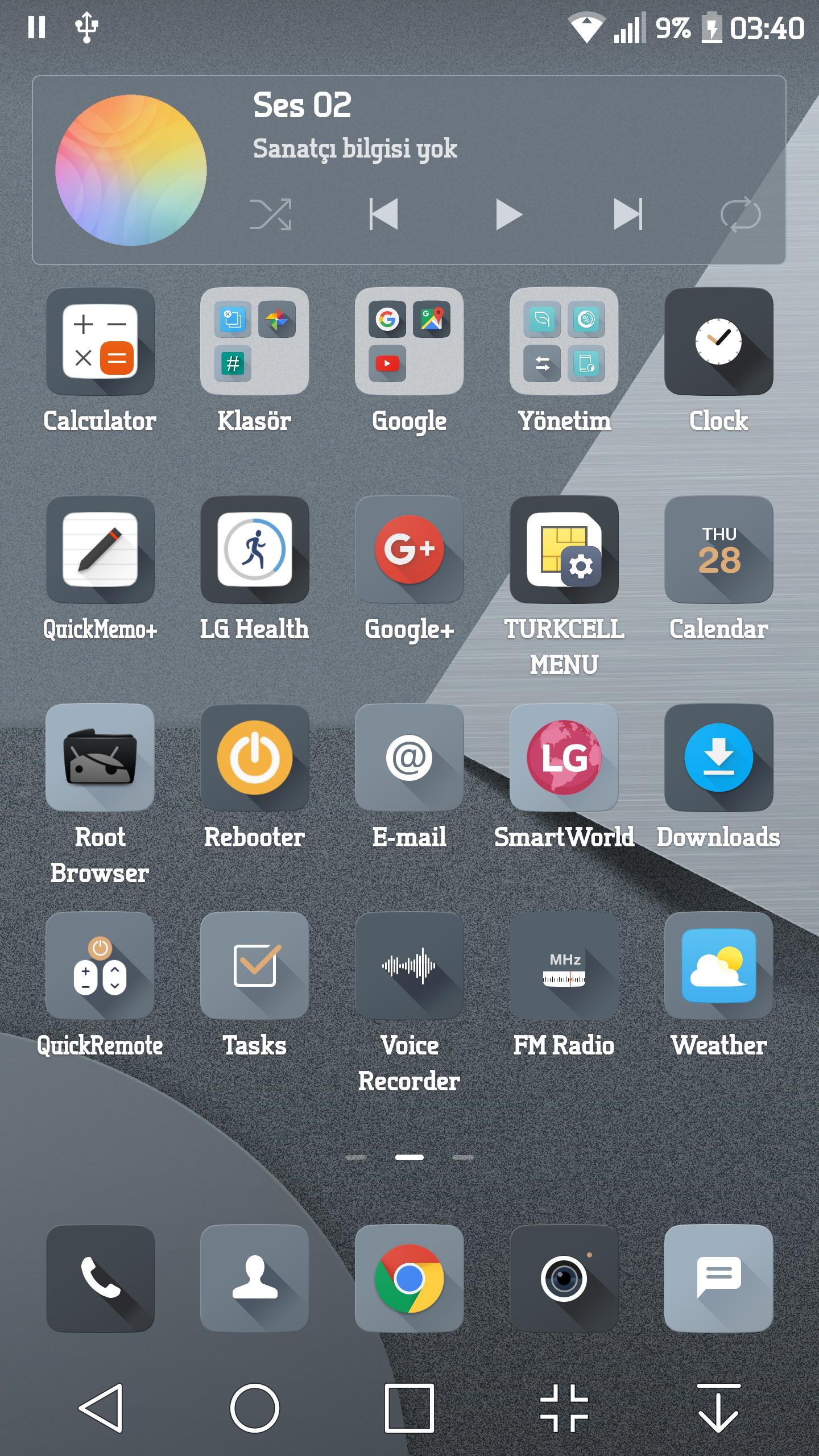Titanium Theme For LG G6 G5 G4 V20 V10 K10 for Android - APK Download