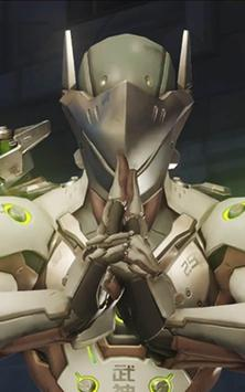 Genji Wallpaper screenshot 7
