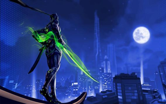 Genji Wallpaper screenshot 14
