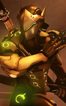 Genji Wallpaper screenshot 1