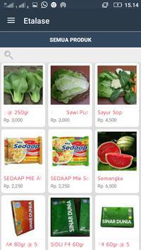Supermarket Online NU Padangan apk screenshot