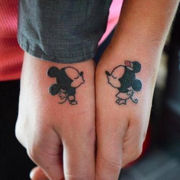 Couple Tattoos apk screenshot