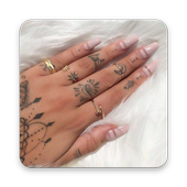 Finger Tattoos icon