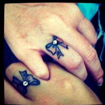 Finger Tattoos screenshot 1