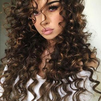 Curly Hairstyles screenshot 3