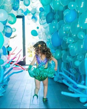 Balloon Party Decorations poster