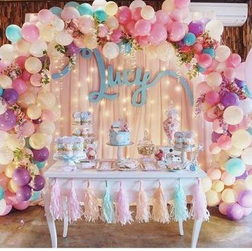 Balloon Party Decorations apk screenshot