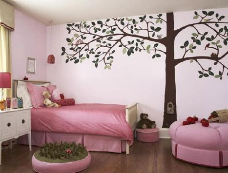 Teen Girl Bedrooms screenshot 1