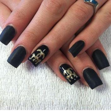 Black Nails apk screenshot