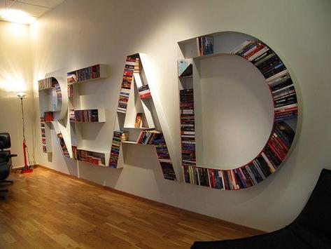 DIY Bookshelves Ideas screenshot 2