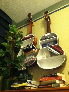 DIY Bookshelves Ideas screenshot 3
