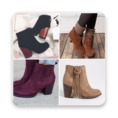 Short Women Boots icon