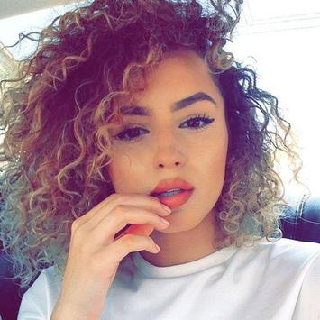 Short Curly Hair poster