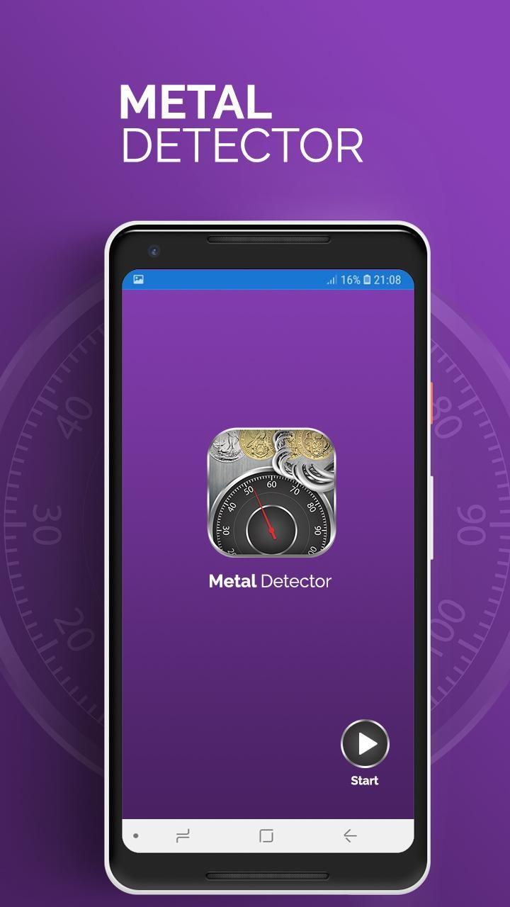 Gold Finder & Metal Detector for Android 2019 for Android
