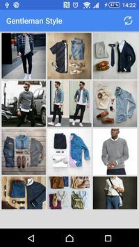 Mens Fashion screenshot 1