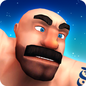 Furious Fightpub: Wrestler icon